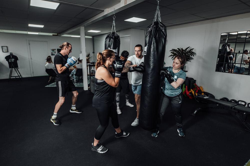Groeplessen Small group training in Emmen