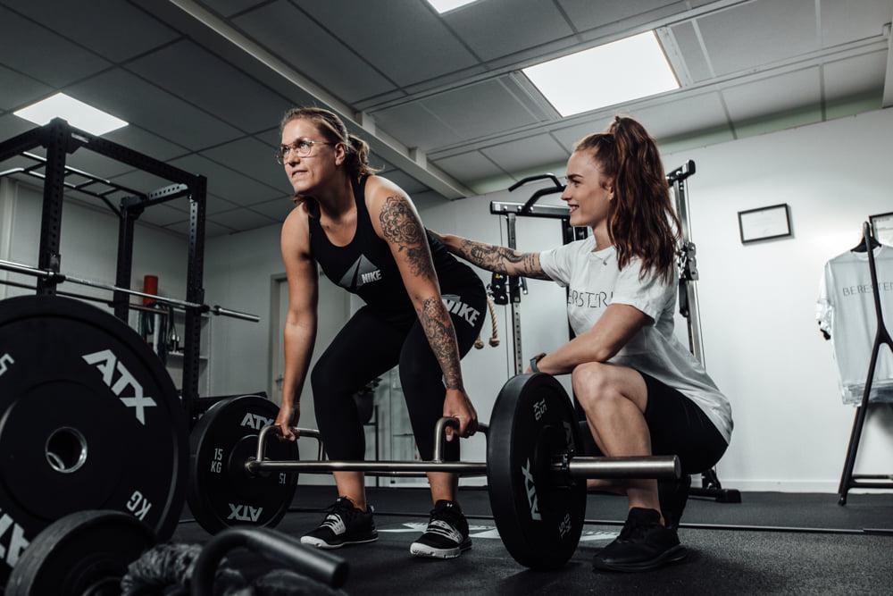 personal training sessie